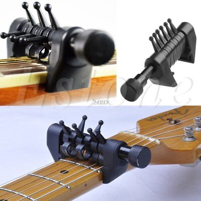 Multifunction 6 Chord Capo Open Tuning Spider Chords For Acoustic Guitar