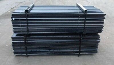 Star-Pickets- HEAVY DUTY - ALL Sizes -Available-Black-AND -Galvanised