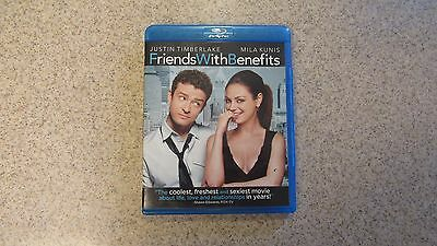 Friends With Benefits (Blu-ray Disc, 2011)
