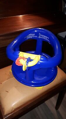 Safety 1st Swivel Baby Bath Seat in Blue