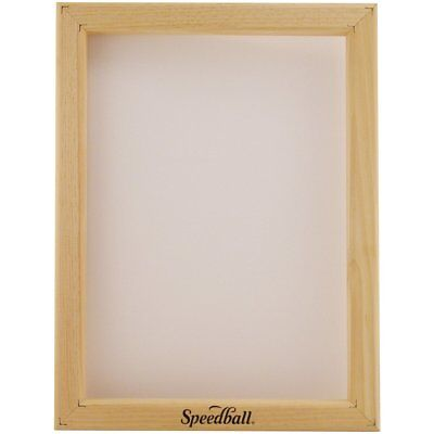 Speedball 4712 10-Inch-by-14-Inch Screen Printing Frame