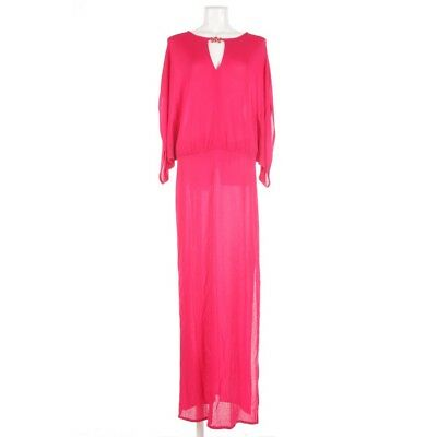 51120cbeb856 ESCADA MAXIKLEID GR. DE 42 Rot Damen Kleid Dress Robe Abendkleid NEU ...