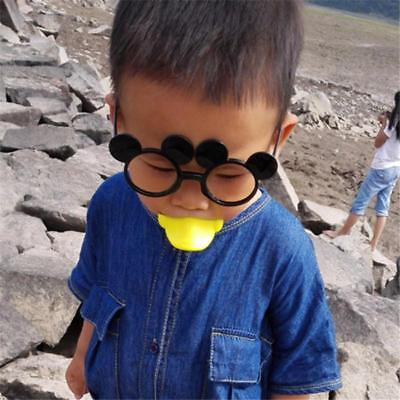 Funny Baby Toddler Kids Soother Pacifier Nipples Dummy Duckbilled Gifts CZ