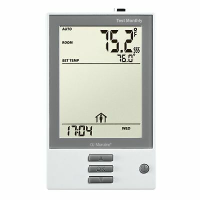 WarmlyYours nHance Programmable Thermostat