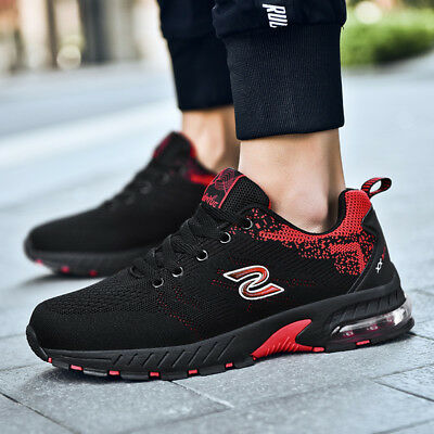 Men's Jogging Gym Outdoor Flyknit Flywire Running Sports Athletic Sneakers Shoes