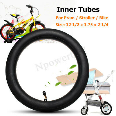12 1/2 X 1.75 X 2 1/4 Inner Tube Bent Valve For Hota Pram Stroller Kids Bike Au