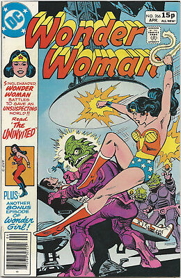 Wonder Woman #266 (Dc 1980) Vf+ First Print Bagged