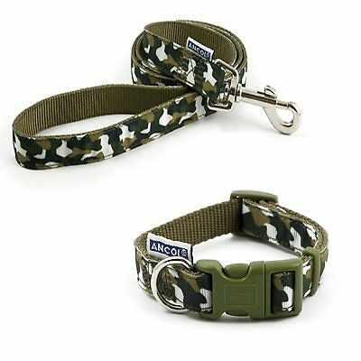 Ancol Green Combat Collar 3 Sizes  ( Pre Order only )