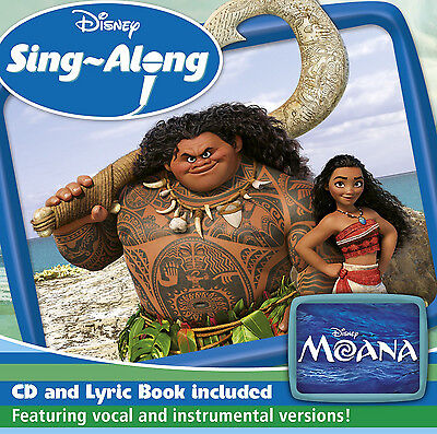 Moana CD NEW