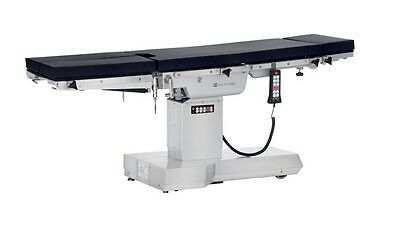 New D-III Electric Surgical Operating Table X-Ray C-Arm Capable AC-DC Powered