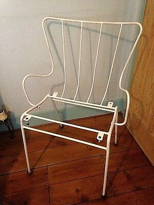 """AN ORIGINAL 1950's ERNEST RACE """"ANTELOPE"""" CHAIR FROM A LONDON HOUSE CLEARANCE"""