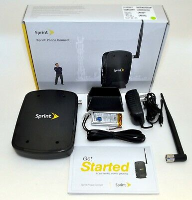 NEW Sprint Phone Connect TX340G CDMA Home Adapter Wired Wireless Unlimited cell
