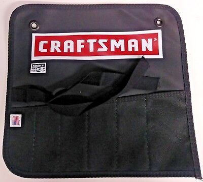 Craftsman 1345 6 Piece Pin Punch Storage Roll (ROLL ONLY NO PUNCHES) USA