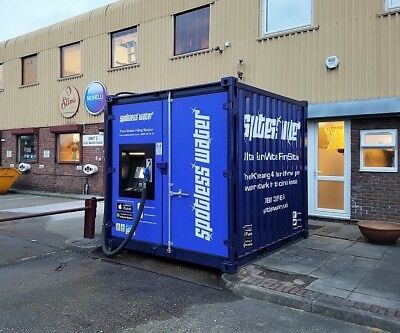 Water Fed Pole, Window Cleaning, Pure Water Filling Station - Enfield