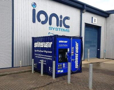 Water Fed Pole, Window Cleaning, Pure Water Filling Station - Swindon