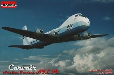 Roden 305: 1:144 Aviation  Traders ATL.98 Carvair (British Air Ferries)