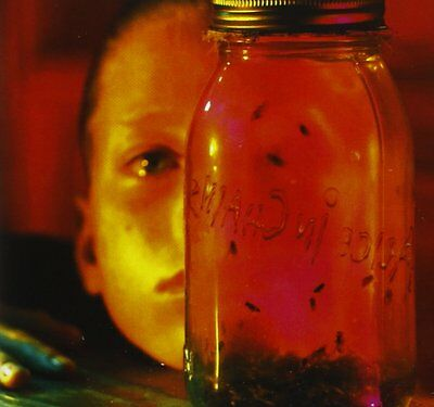 ALICE IN CHAINS Jar Of Flies / Sap 2 x 180gm Vinyl LP 2010 NEW & SEALED MoV