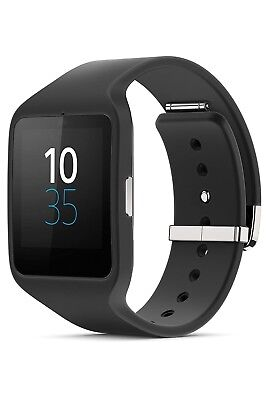 Official Sony SWR50 SmartWatch 3 / Android Watch - Black - A-Grade