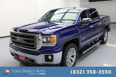 2014 GMC Sierra 1500 SLT Texas Direct Auto 2014 SLT Used 5.3L V8 16V Automatic RWD Pickup Truck Bose