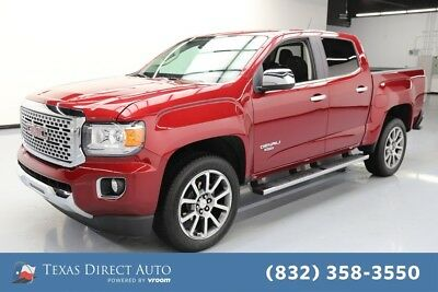 2018 GMC Canyon 4WD Denali Texas Direct Auto 2018 4WD Denali Used 3.6L V6 24V Automatic 4WD Pickup Truck
