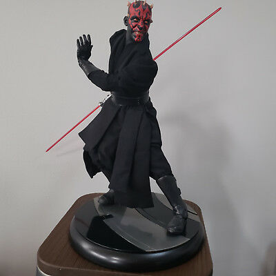 Darth Maul STAR WARS Sideshow Collectibles Premium Format Figure Limited Edition