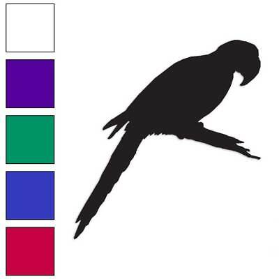 Toucan Parrot Macaw Sticker Decal Graphic Vinyl Label V1