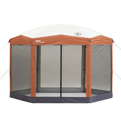 Coleman 2000028003 12 x 10-Inch Durable Back Home Instant Screen House Shelter
