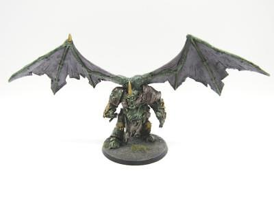 Warhammer 40k Chaos Space Marines Winged Nurgle Daemon Prince Finecast (wADK)