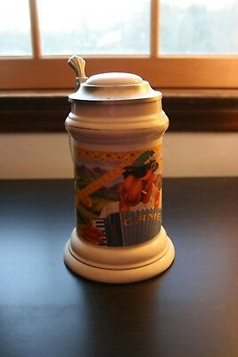 Vintage Camel Cigarettes / 1994 Beer Stein / Limited Edition / 50 Firing Days