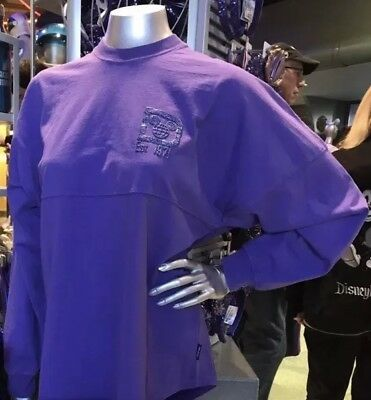 Disney World 2019 Purple Potion Spirit Jersey XS, S, M, L, XL, XXL NWT