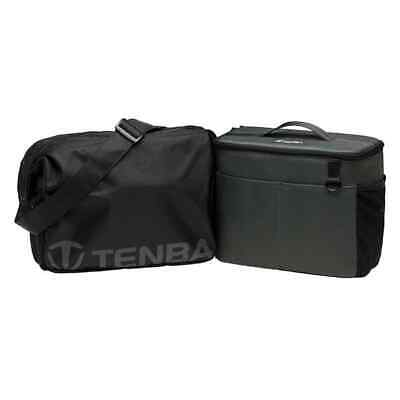 Tenba Tools BYOB/Packlite Flatpack Bundle 10 - Black/Grey