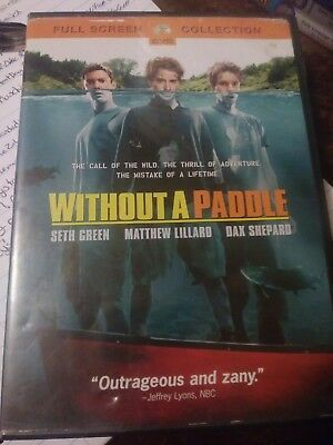 Without A Paddle - Full Screen Collection (DVD, 2005)Buy 3 DVD Get 4th DVD Free