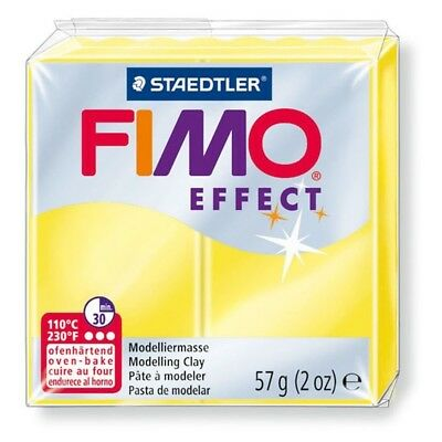 #value! - Fimo Clay Effect Polymer Modelling Moulding 57g 56g Soft Staedtler