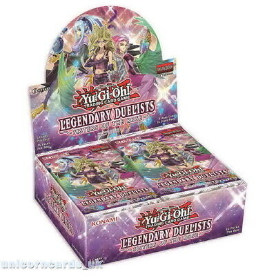 YuGiOh! Legendary Duelists: Sisters of the Rose :: Brand New And Sealed Box!