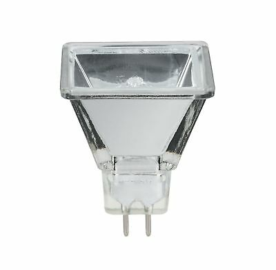Halogen Reflector Quadro Flood 75° 35w Gu5, 3 12v 37mm Silver
