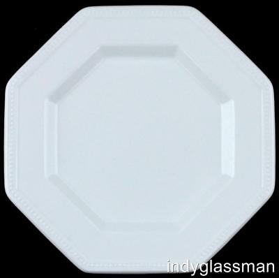Johnson Brothers HERITAGE WHITE Bread & Butter Plate UNUSED (10 left)