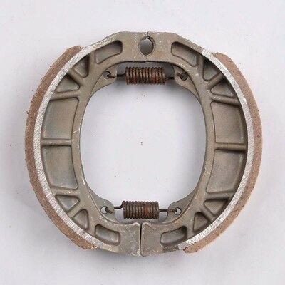WOO 105mm Rear Drum Brake Shoes Pad GY6 50CC 125CC 150CC Moped Scooter Parts