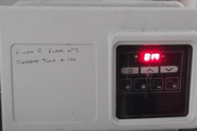 Filex R Filter Controller 2510 For Bore Hole Well Drinking Water Free UK P&P