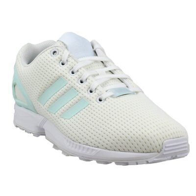 ADIDAS ZX FLUX Running Shoes White Womens $79.99