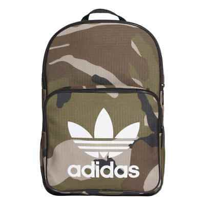 a86056790c BACKPACK BP CLASSIC Camo adidas Black Unisex -  53.98