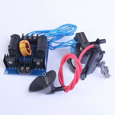 ZVS High Voltage Generator Driving Board Driving DC 12-30V 30-50kHz 60-300W