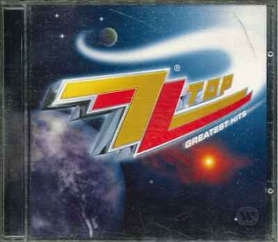 "ZZ TOP ""Greatest Hits"" CD-Album"