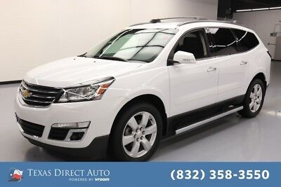 2017 Chevrolet Traverse LT Texas Direct Auto 2017 LT Used 3.6L V6 24V Automatic FWD SUV