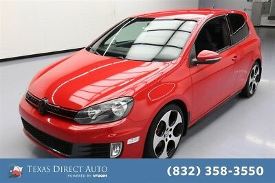 2013 Volkswagen Golf 2-Door Texas Direct Auto 2013 2-Door Used Turbo 2L I4 16V Automatic FWD Hatchback