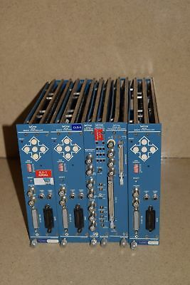 @@ Lecroy Camac Modules- Models: 6010, 6103, Tr8818A, Tr8837F Lot Of 6