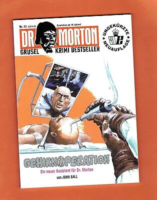 DR: MORTON Band 11 Neuauflage Erber+Luther TOP