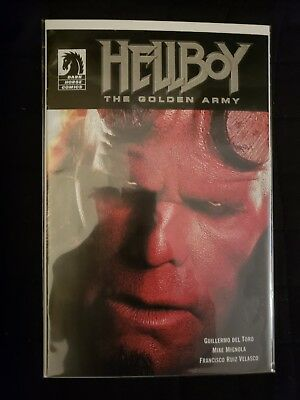 Hellboy: The Golden Army (Movie Promo Comic) Dark Horse
