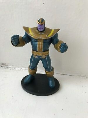 "3.75"" Disney Marvel Avenegrs Series Collectible Pvc Figure - Thanos"