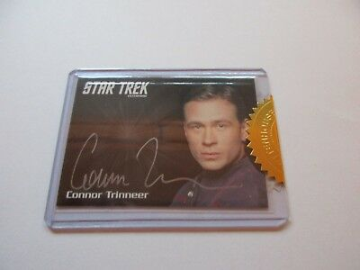 Quotable Star Trek Enterprise Series 1 Connor Trinneer Tucker Autograph Archives