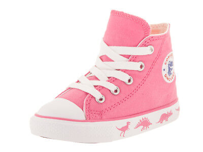 Converse Toddlers Chuck Taylor All Star Hi Casual Shoe